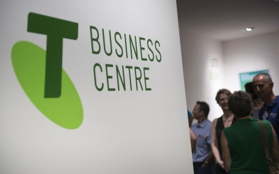 Business After Hours at Telstra Business Centre, 27 January 2016