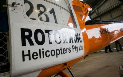 Business After Hours at Rotorwing Helicopter Services, 28 October 2015