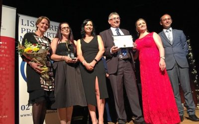 PHOTOS: Lismore business awards 'an evening of surprises'
